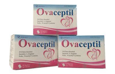 ovaceptil có tác dụng gì