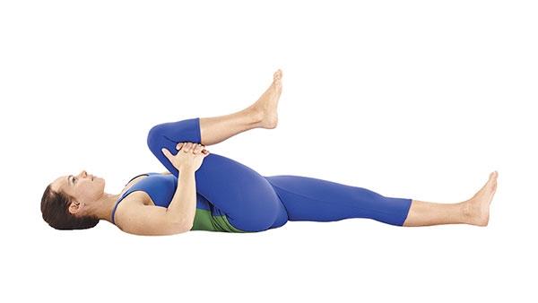 yoga chữa thiếu máu não